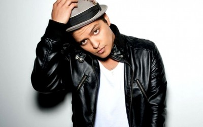 Bruno Mars on Getting Started
