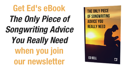 The Song Foundry The Only Piece of Songwriting Advice You Really Need Graphic