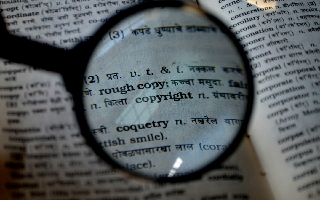 Copyright Basics: Part One