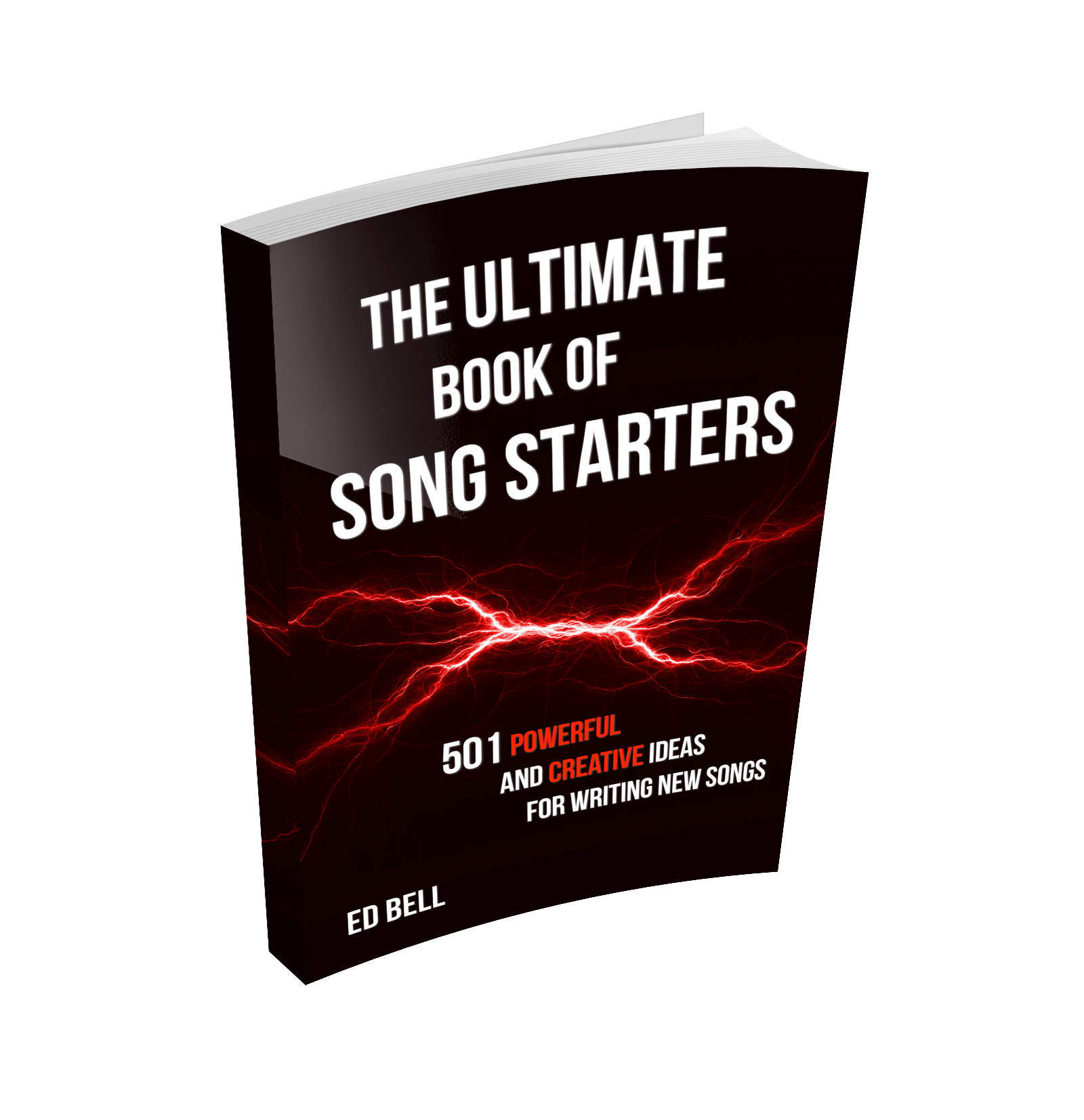 The Ultimate Book of Song Starters - Ed Bell | The Song Foundry